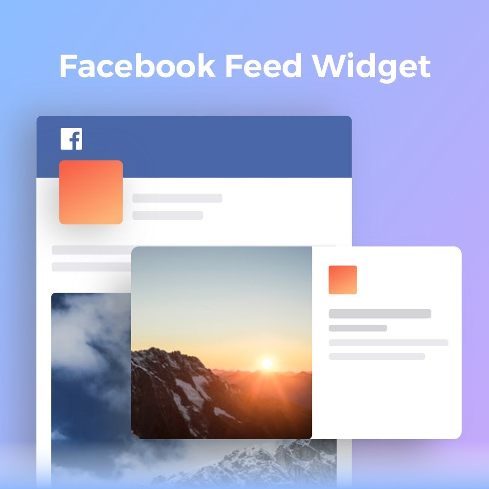 Facebook Feed Widget: Kundeninteraktion steigern